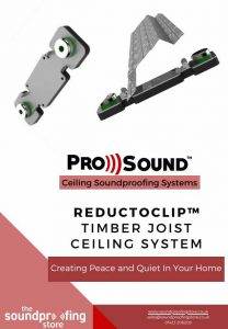 ReductoClip Timber Ceiling