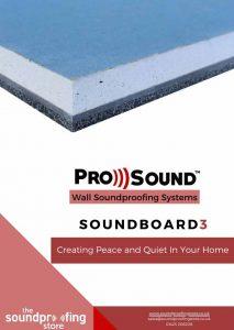SoundBoard 3 product brochure