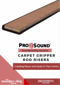 ProSound Carpet Gripper Rods