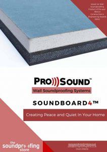 SoundBoard 4 product brochure